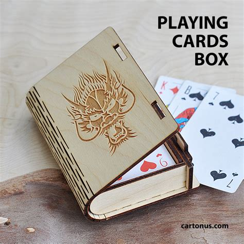 how to make board cards box with sliding bolt latch cartonus