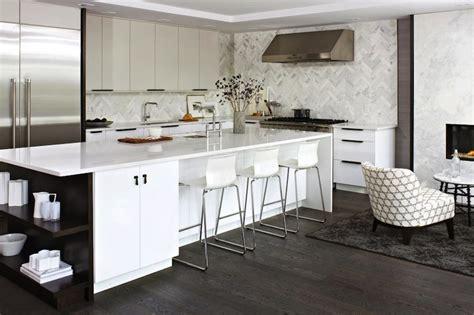 modern white kitchen backsplash white lacquer kitchen cabinets contemporary kitchen hgtv