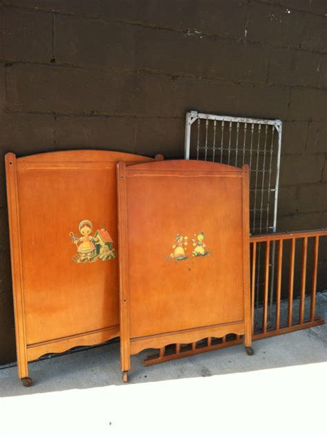antique looking baby cribs items similar to vintage edison crib edison