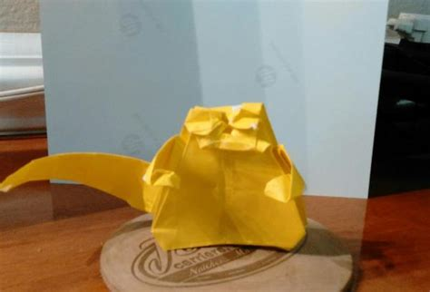 how to fold origami jabba the hutt what the hutt origami yoda