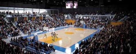 alm evreux basket pro b actualit 233 s la nouvelle salle en 2016