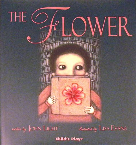 flower picture book book review review the flower