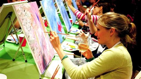 paint nite orlando coupon code paint nite at axis alley newport on the levee