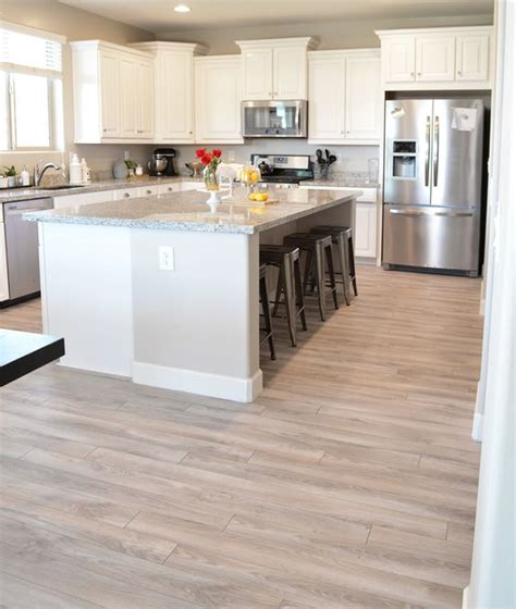 kitchen carpeting ideas 30 practical and cool looking kitchen flooring ideas digsdigs