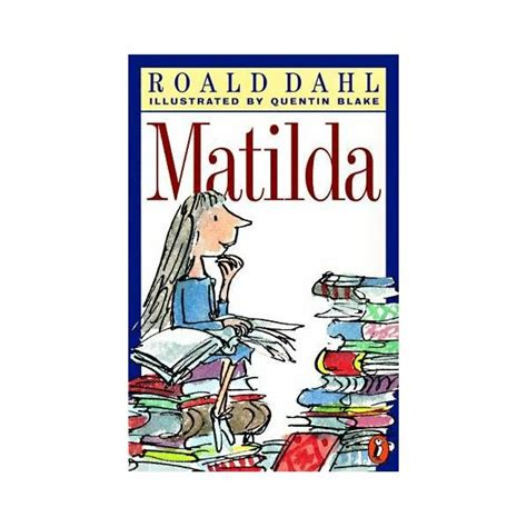 matilda book pictures study guide comparing and contrasting matilda the book vs