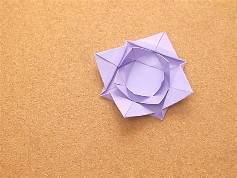 how to fold an origami how to fold an origami water 5 steps with pictures