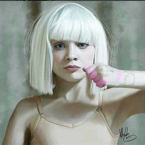 sia chandelier maddieziegler on instagram