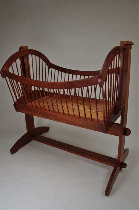 bassinet woodworking plans plans for wooden baby cradle woodworking projects plans