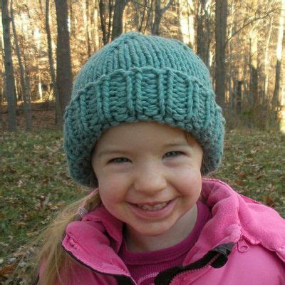 free knitting patterns for chunky wool hats chunky knit hat free pattern knits and kits juxtapost
