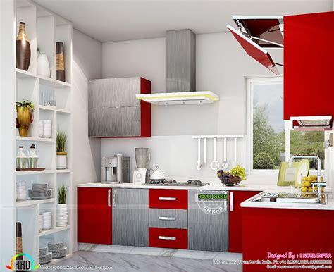 house kitchen interior design kitchen interior works at trivandrum kerala home design and floor plans