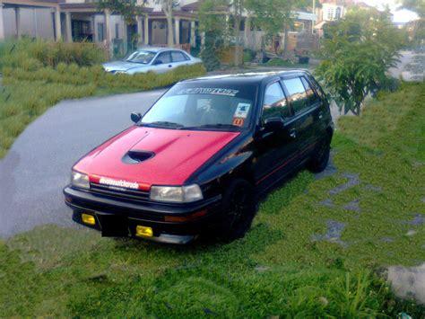 1990 Daihatsu Charade by Myvilc S 1990 Daihatsu Charade Se Hatchback 2d In