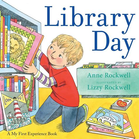 picture day book library day by f rockwell reviews discussion