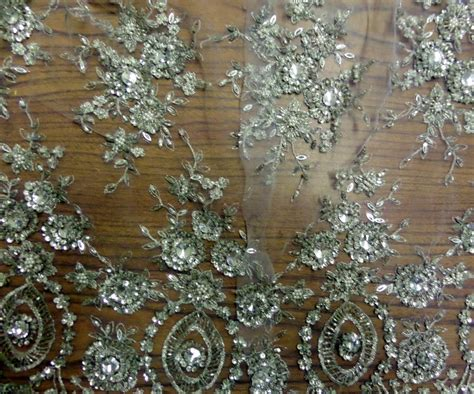 beaded fabric beaded lace sp spandex beaded lace sp fabric for