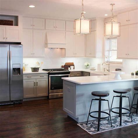 u shaped kitchen 17 best ideas about u shaped kitchen on u