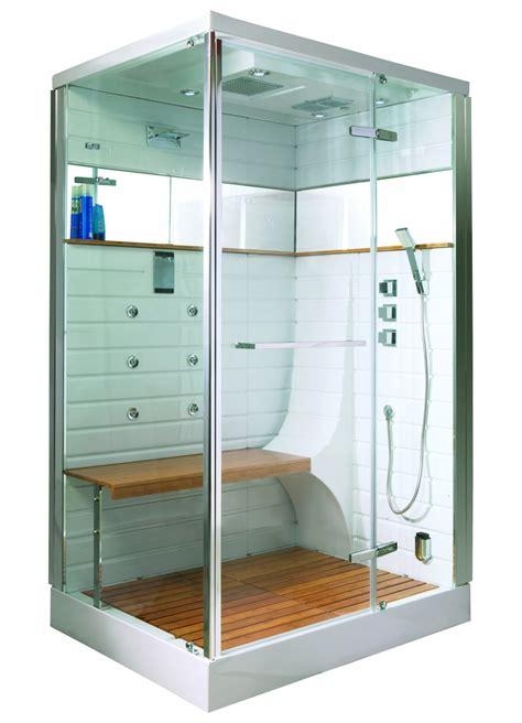 cabine de hammam avec porte pivotante chrom 233 homebain vente en ligne cabines de