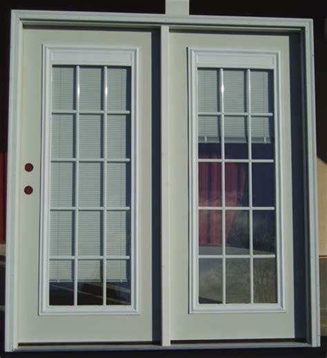 swinging patio doors swinging patio door with blinds grills patio doors doors and patio