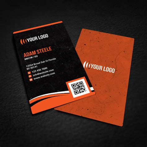 business card free 40 best free business card templates in psd file format
