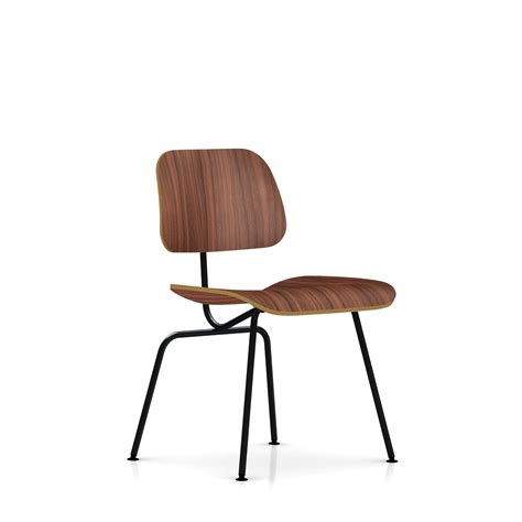 Eames Molded Plywood Chairs by Herman Miller Eames 174 Molded Plywood Dining Chair Metal