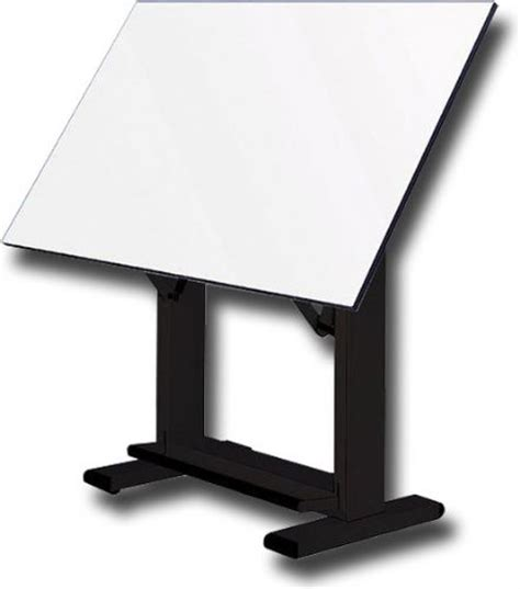 alvin elite drafting table alvin et72 3 elite drafting table black base with 37 5 quot x72