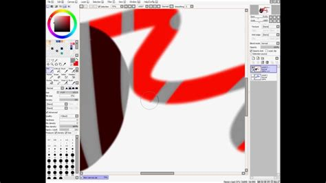 paint tool sai tutorials for beginners tutorial 2 paint tool sai for beginners tools layers
