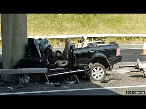 Range Rover Crash Test Ratings by Crash Test Crash Test Lamborghini Honda Range Rover