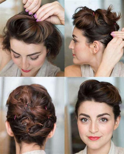 fotos de peinados de pelo corto 30 peinados para cabello corto tutoriales y las 250 ltima