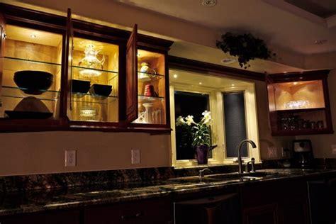 cabinet lighting ideas led lighting ideas for shelves and cabinets birddog lighting