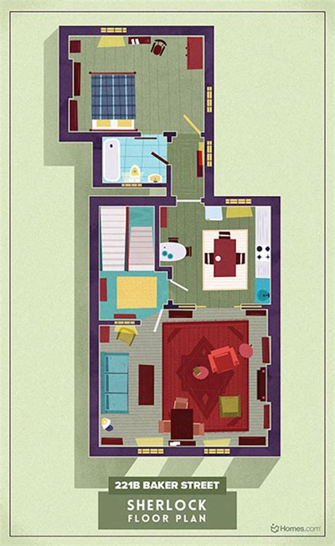 floor plans of tv show houses home floor plans of tv shows fubiz media