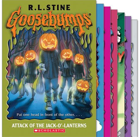 list of goosebumps books with pictures goosebumps books quotes quotesgram