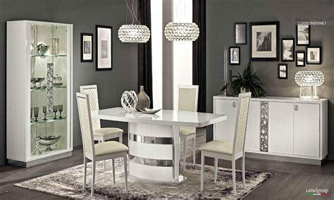 modern furniture dining sets chair italian furniture fetching sitting room italian