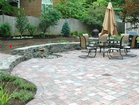 cost of patio pavers patio cost of paver patio home interior design