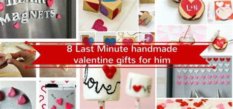 gift specials 17 last minute handmade gifts for him