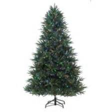 noma tree canadian tire noma pre lit colour changing pine tree 7 ft