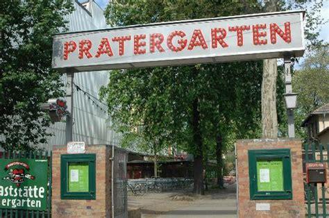 Der Garten Prater by Biergarten Picture Of Prater Garten Berlin Tripadvisor