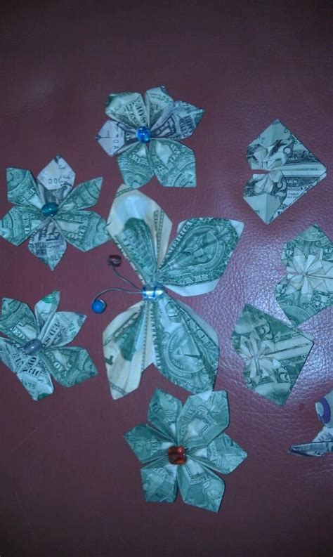 origami money tree origami money for money tree diy project ideas gifts