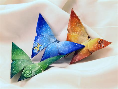 origami legend origami butterfly marks of the goddesses by