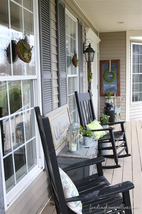 pictures of decorated front porches summer front porch decorating finding home farms
