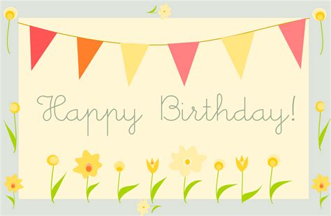 greeting card free free printable happy birthday greeting card quot gartenparty