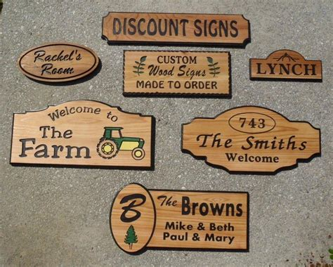 woodworking signs pdf diy custom wood signs craftsman dining table