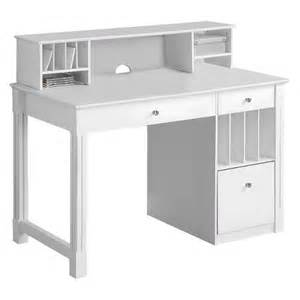 target white desks deluxe solid wood desk with hutch white walker target