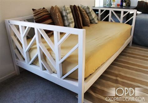 daybed woodworking plans daybed design plans woodworking projects plans