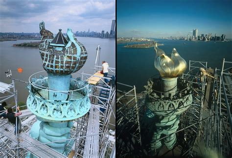 the welcome the statue of liberty and its secret