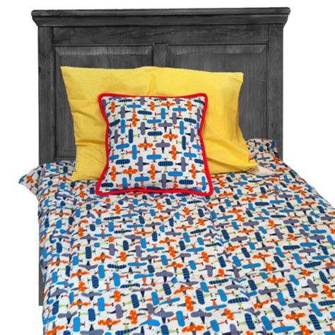 theme bunk bed quot aaron quot airplane theme bunk bed hugger comforter bedding