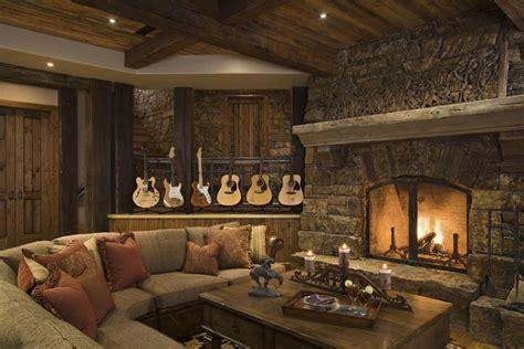 rustic living room creating a rustic living room decor