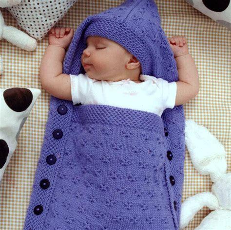 baby sleeping bag knitting pattern uk knitting pattern baby sleeping bag cocoon sleep sack papoose