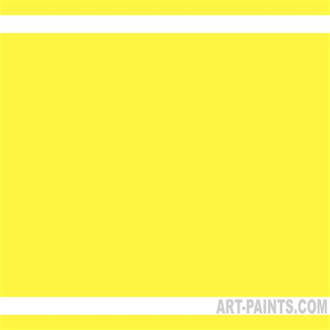 yellow paint colors bright yellow neon paint markers calligraphy inks