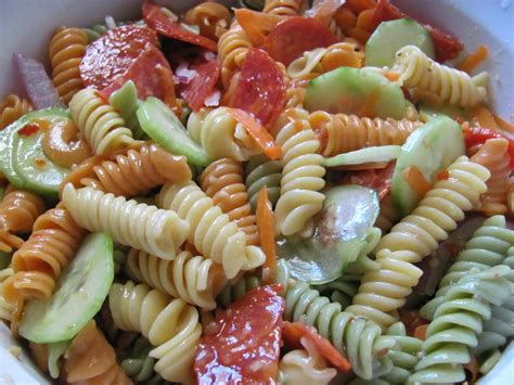 pasta salad recipe arsenal scotland easy pasta salad recipe salad recipes in