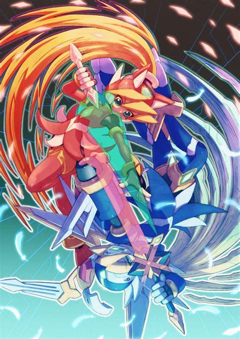 rockman zero ciel megaman zero rockman zero zerochan anime image