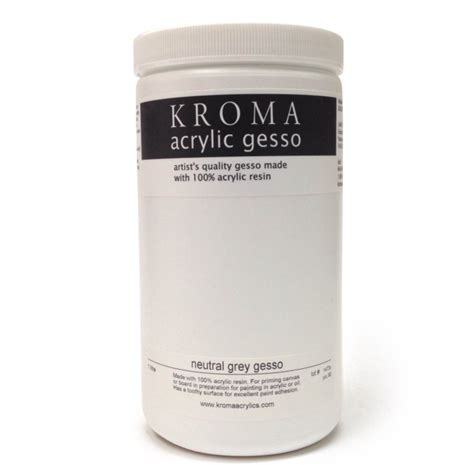 acrylic painting gesso neutral grey gesso kroma artist s acrylics