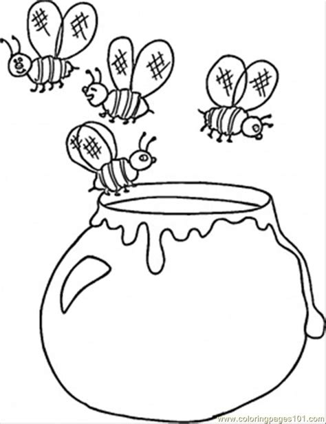 coloring pages ukrainian honey countries gt ukraine
